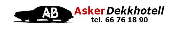 Asker Dekkhotell Logo